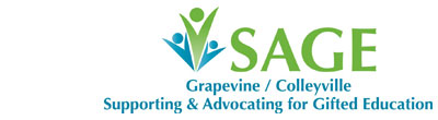 Grapevine-Colleyville SAGE: Supporting and Advocating for Gifted Education